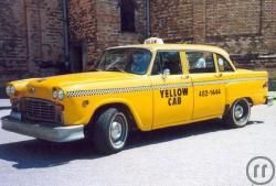 Checker Marathon Yellow Cab - New York Taxi