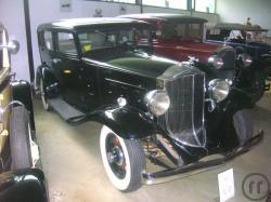 Packard Eight Chauffeurlimousine, Modell 1932