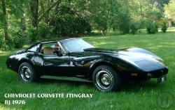 Chevrolet Corvette Stingray fahren