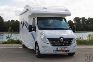 Wohnmobil Ahorn Camp T 660